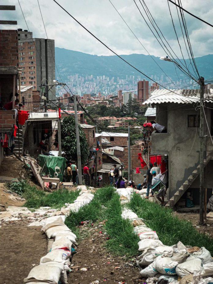 Foto: Esteban Agudelo Vallejo. 'El Chavo'. Sector, Altos de la Virgen.