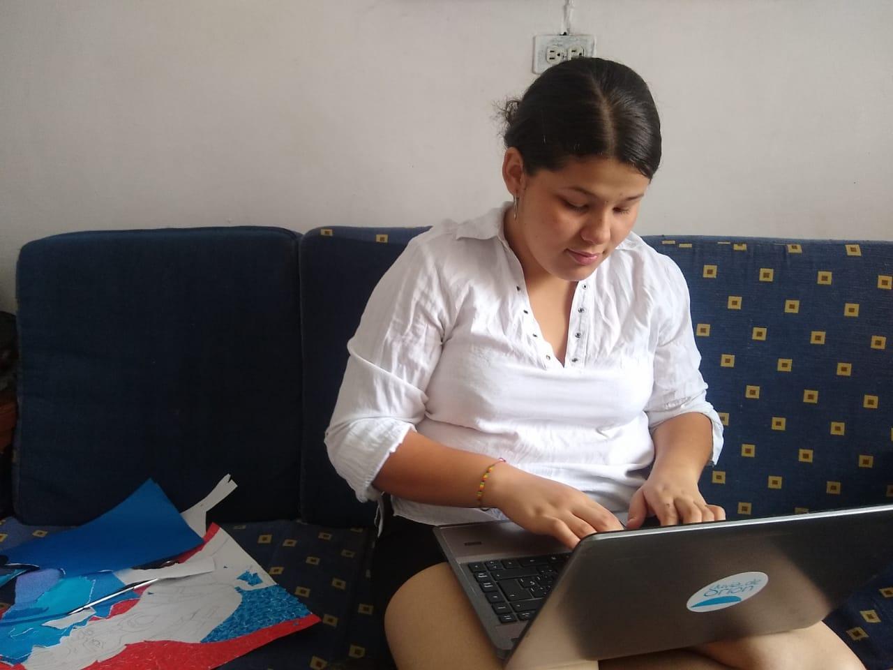 Valeria Gutérrez Bustamante. Foto: Juliana Marín Gaviria.