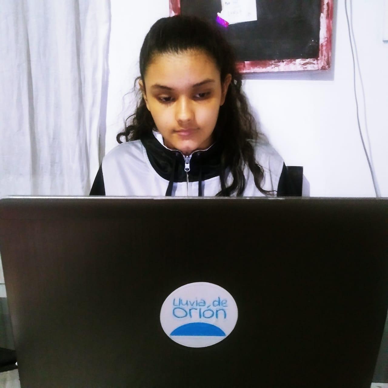Katherine Gutiérrez Bustamante. Foto: Cortesía.